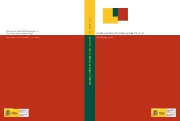 Observatorio Español sobre Drogas: Informe 2004 - Plan Nacional ...