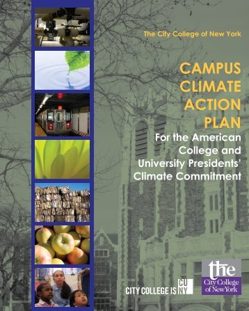 the City College of New York Campus Climate Action Plan