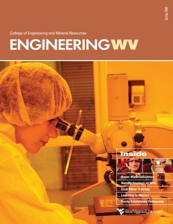 2006 Spring - WVU College of Engineering and Mineral Resources