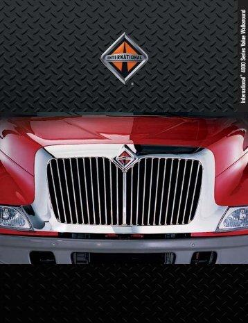 International 4000 Series Value W alkaround - Centre du Camion ...