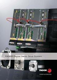 FAGOR Digital Servo Drive System