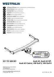 321 751 600 001 Audi A3, Audi A3 GP, Audi A3 ... - Bertelshofer
