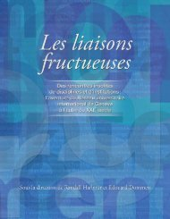 Les liaisons fructueuses - RUIG-GIAN