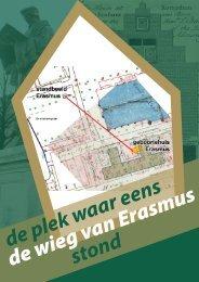 [PDF] de plek waar eens de wieg van Erasmus stond