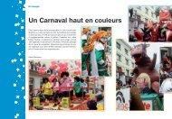 Un Carnaval haut en couleurs - Carnaval de Monthey