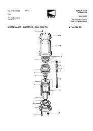 MOTEUR A AIR / AIR MOTOR - HGH Hardware Supply