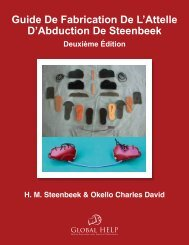 Guide De Fabrication De L'Attelle D'Abduction De ... - Global HELP