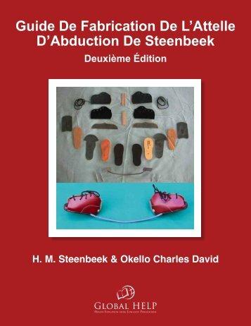 Guide De Fabrication De L'Attelle D'Abduction De ... - Global HELP