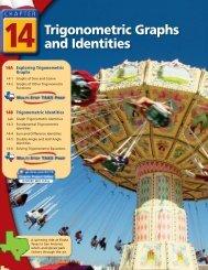 Chapter 14 Trigonometric Gr - New Braunfels ISD