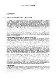 Press release (pdf, 83.15KB) - Zumtobel Group