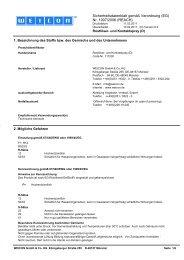 Rostlöser- und Kontaktspray (D) - Werkzeug-Profi-Shop.de