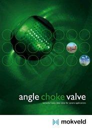 Angle Choke Valve