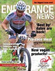 Issue 82 - Hammer Nutrition