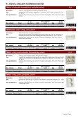 01. Brytare, uttag och installationsmaterial - JO-EL - Page 3