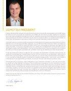 RAPPORT D'ACTIVITÉS 2014 - Page 4