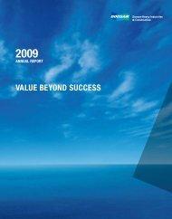 VALUE BEYOND SUCCESS - Doosan