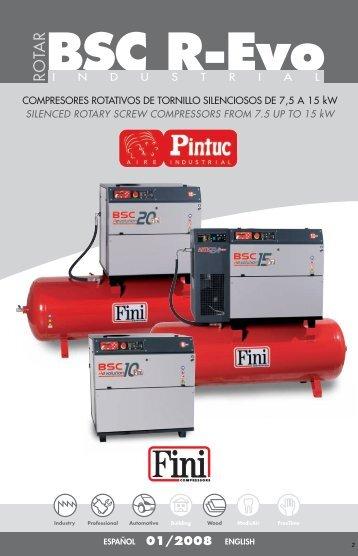 Catalogo-BSC R-Evo (7,5 a 15 Kw).pdf - Pintuc