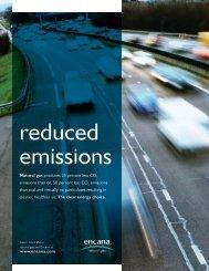 Reduced Emissions brochure - Encana