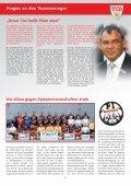 Grußwort des Präsidenten Erwin Staudt - VfB Stuttgart - Seite 3