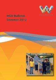 HGV Bulletin Sommer 2012 - Handel- und Gewerbeverein Wettingen