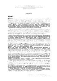 APPROFONDIMENTI DI ATTIVITÀ FISICA ADATTATA ...