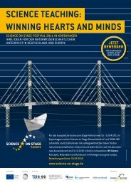 SCIENCE TEACHING: WINNING HEARTS AND MINDS