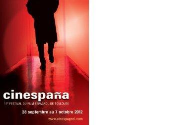 Téléchargez le programme du festival Cinespaña