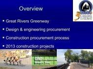 GRG Div Workshop Presentation 121102 - the St. Louis Council of ...