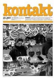 Ausgabe 23 (01.12.2011) PDF - Herrnhut