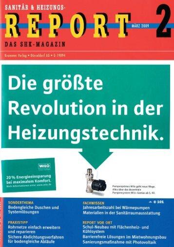 Revolution in der - UPTODATE-Offensive