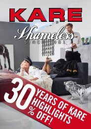 30 Years - Offers Flyer - KARE
