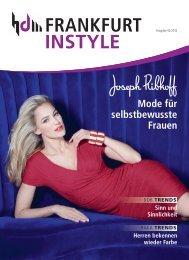 Ausgabe 02 / 2012 - Häuser der Mode