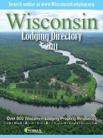 Now, With - Wisconsin Department of Tourism