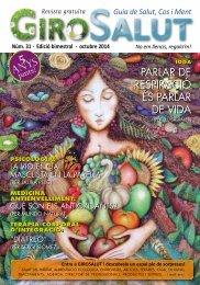 GiroSalut nº 31 Octubre 2014