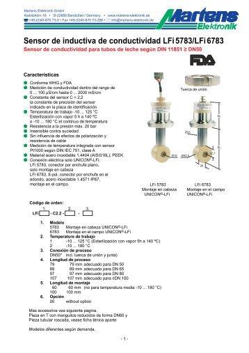 LFiX783-00- Prospekt - Martens Elektronik GmbH