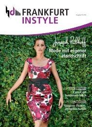 Ausgabe 01/2012 - Häuser der Mode