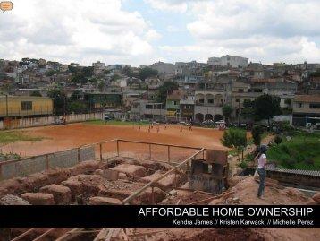 affordable home ownership - New York – São Paulo Exchange