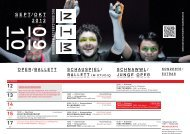 SEPT/OKT 2013 - Musikalische Akademie des Nationaltheater ...