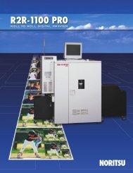 R2R1100 - FootPrints Equipment Inc