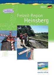 Freizeit-Region - Heinsberger Tourist-Service eV