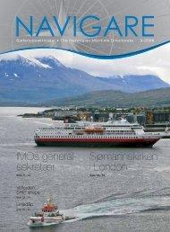 Navigare 3 - Sjøfartsdirektoratet