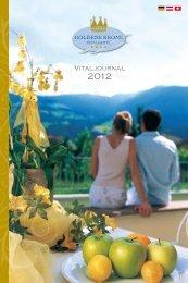 Vitaljournal - Vital Stadthotel Goldene Krone
