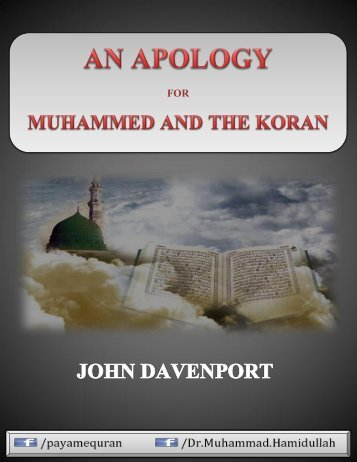 An-Apology-for-Muhammed-and-the-Koran