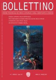Marzo 2005 (pdf - 552 KB) - Ordine Provinciale dei Medici Chirurghi ...