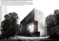 new school of architecture of the chinese university of hong kong the ...