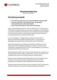 Scheidung kompakt - Kanzlei Dr. Ursula Xell-Skreiner