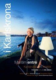 Maritim entré - Karlskrona kommun