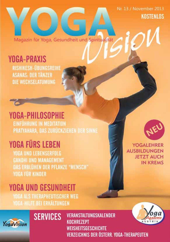 8 Free Magazines From Yogaakademie Austria Com