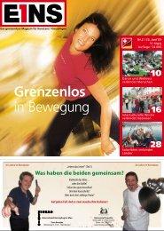 Nr.2 | 25. Juni `09 (PDF) - E1NS-Magazin