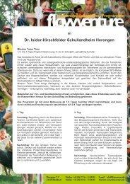 Dr. Isidor-Hirschfelder Schullandheim Herongen